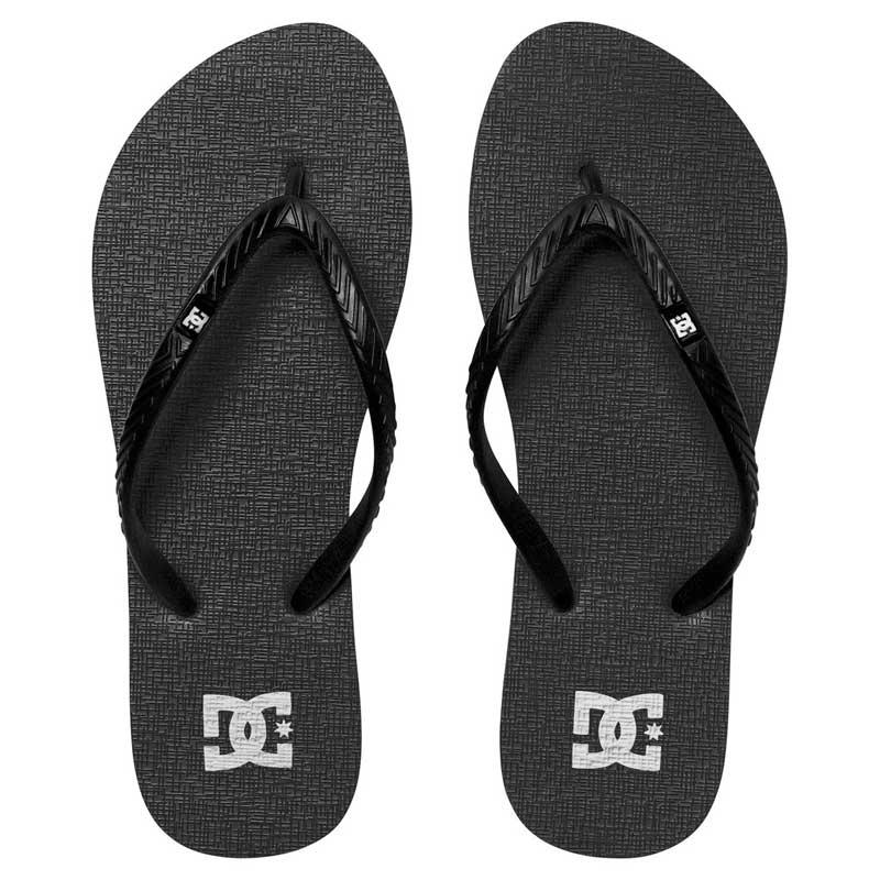 seleziona per ultimo negozio online attraente e resistente Infradito da donna DC Shoes Spray Black & White