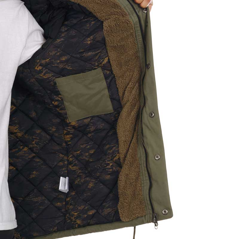 Green Globe Hobson Giacca Rifle Jacket wX1pIq
