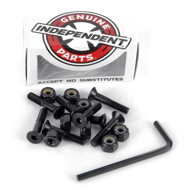 Confezione da 8 Independent Genuine Parts Allen Hardware Sport e tempo libero Skateboard