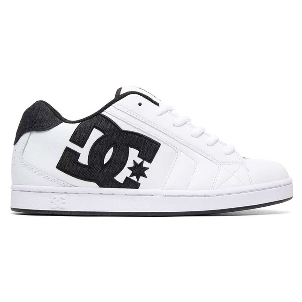 Scarpe Dc Shoes Net SE White Black