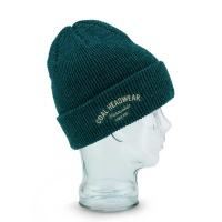 coal_the_yesler_beanie_heather_forest_green
