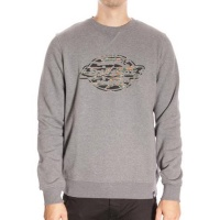dickies_vermont_crew_neck_fleece_dark_grey_melange_1