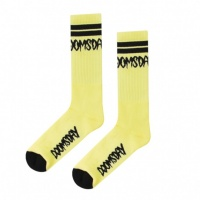 doomsday_logo_socks_yellow_1