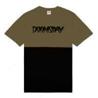 doomsday_logo_tee_2_tones_army_green_black_1