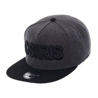 osiris_83_snapback_black_heather_black_1