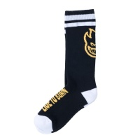 spitfire_sock_head_up_youth_black_white_yellow_1