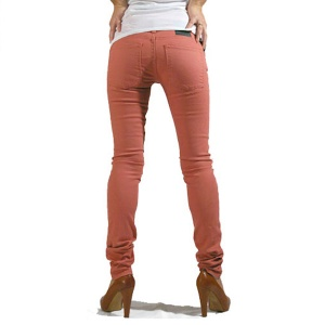 cheap_monday_jeans_low_rise_narrow_fit_stretch_red_2