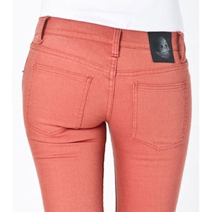 cheap_monday_jeans_low_rise_narrow_fit_stretch_red_3