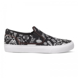 dc_shoes_trase_slip_on_sp_black_red_print_1