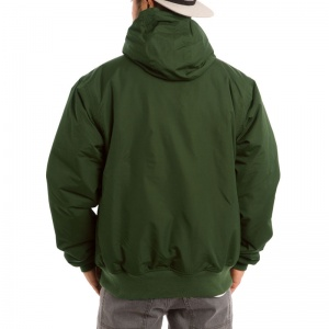 dickies_cornwell_hooded_jacket_olive_green_2