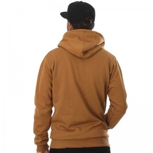 dickies_kingsley_hooded_fleece_brown_duck_3