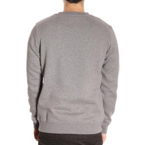dickies_vermont_crew_neck_fleece_dark_grey_melange_2