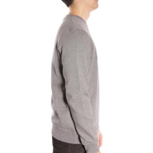 dickies_vermont_crew_neck_fleece_dark_grey_melange_3