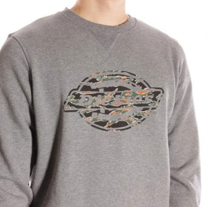 dickies_vermont_crew_neck_fleece_dark_grey_melange_4