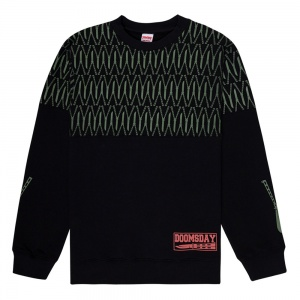 doomsday_knives_crewneck_black_green_1