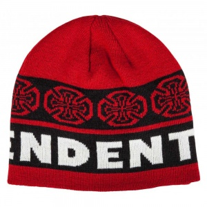 independent_beanie_woven_crosses_red_black_2