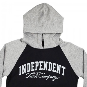 independent_youth_hoody_letterman_black_dark_2