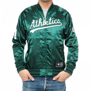 majestic_casey_satin_jacket_green_1