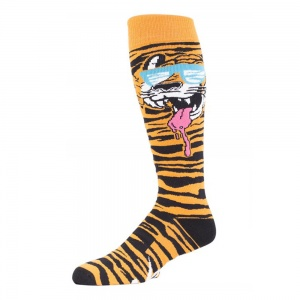 neff_tiger_snow_socks_orange_2