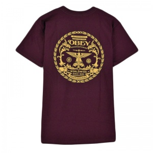 obey_eagle_wreath_basic_burgundy_1