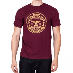obey_eagle_wreath_basic_burgundy_2