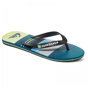quiksilver_sandals_molokai_everyday_stripe_youth_black_green_grey_2