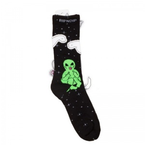 ripndip_lord_alien_socks_black_1