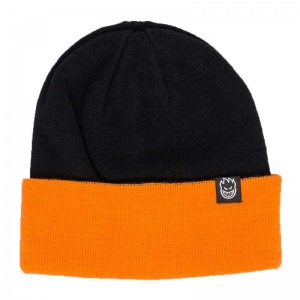 spitfire_beanie_bighead_clip_re_cuff_black_orange_1