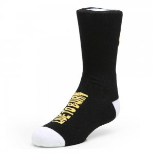spitfire_heads_up_sock_youth_black_white_yellow_1