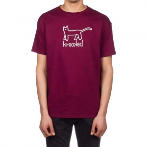 t_shirt_krooked_big_kat_burgunty_white_3