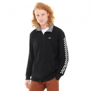 vans_versa_quarter_zip_black_checkerboard_2