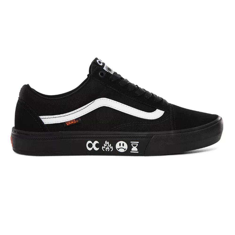 Scarpe Vans Old Skool Pro BMX X Cult Black