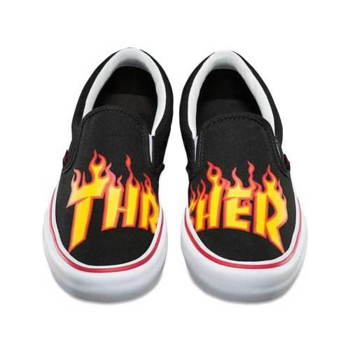vans trasher scarpe uomo