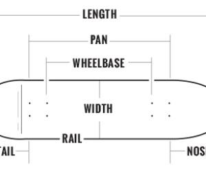 Caratteristiche della Tavola da Skateboard